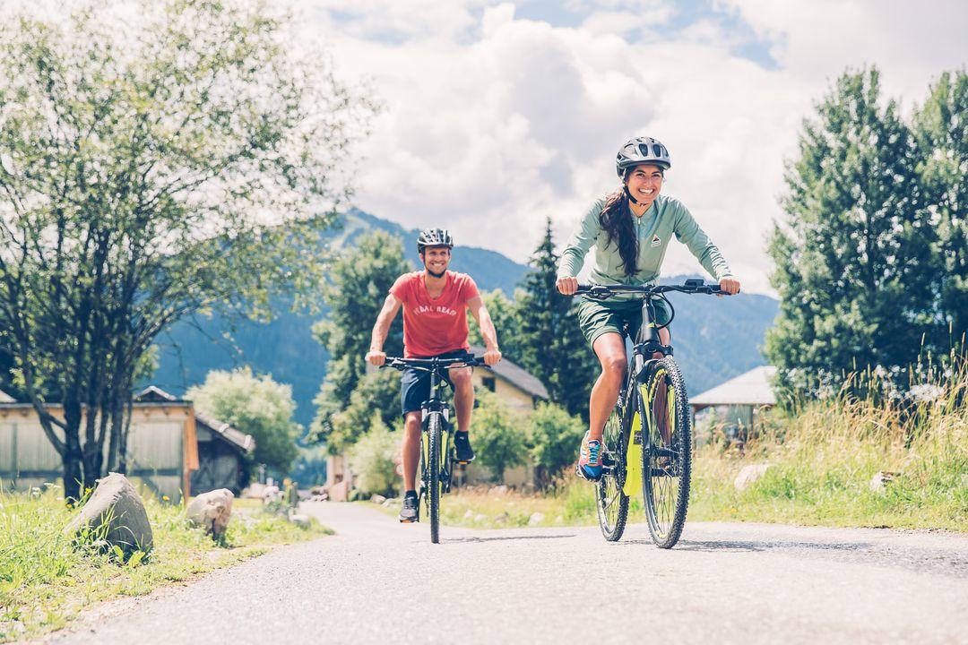 Family Riccione cosa fare escursioni in bici elettrica noleggio tour