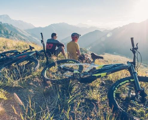tour ciclo amatori riccione MTB pedalata assistita noleggio